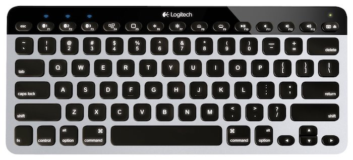Logitech Bluetooth Easy-Switch K811 Keyboard